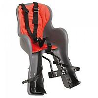 [해외]HTP DESIGN Frame Child Bike Seat 1138215596 Grey / Red