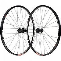 [해외]STANS NO TUBES Arch MK3 29´´ Tubeless Disc MTB Wheel Set 1138157245 Black