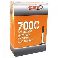 [해외]CST Presta 80 mm Inner Tube 1138203234 Black