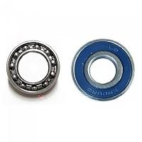 [해외]ENDURO Abec 3 6805 LLB Bottom Bracket Bearings 1138173520 Blue / Silver