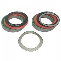 [해외]ENDURO 스램 DUB Steel Bottom Bracket Bearing Kit 1138213207 Black