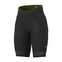 [해외]ALE Green Road Bib Shorts 1137303140 Black / Characoal Grey