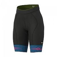 [해외]ALE Green Road Bib Shorts 1137303141 Azores Blue / Fluor Pink