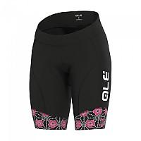 [해외]ALE Garda Bib Shorts 1137303269 Black / Fluor Pink