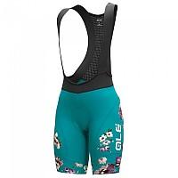[해외]ALE Fiori Bib Shorts 1137991056 Green