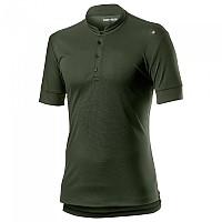 [해외]카스텔리 Tech Short Sleeve Polo Shirt 1137972576 Military Green