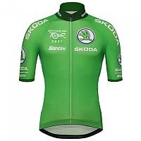 [해외]산티니 Tour De Suisse 2021 Karma EVO Leader Of Points Jersey 1138046084 Green
