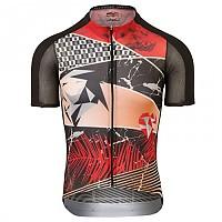 [해외]AGU Primoz Roglic Collab Team Jumbo-Visma Short Sleeve Jersey 1138206474 Black