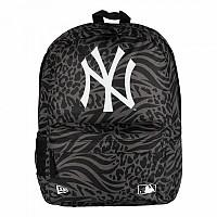 [해외]뉴에라 MLB Print Stadium New York Yankees Backpack 3137703527 Black