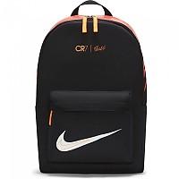 [해외]나이키 CR7 Backpack 3138126048 Black / Total Orange / White