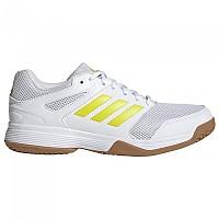 [해외]아디다스 BADMINTON Speedcourt Shoes 3138103909 Ftwr White / Acid Yellow / Ftwr White