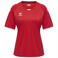 [해외]험멜 Core Volley Short Sleeve T-Shirt 3138056102 True Red