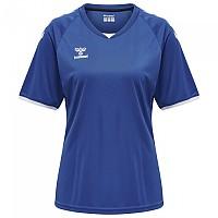 [해외]험멜 Core Volley Short Sleeve T-Shirt 3138056105 True Blue