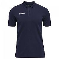 [해외]험멜 Go Cotton Short Sleeve Polo Shirt 3138055568 Marine