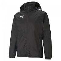 [해외]푸마 TeamLiga All Weather Jacket 3138158844 Puma Black / Puma Black