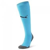[해외]푸마 Team Liga Core Socks 3138158983 Blue Atoll / Puma Black