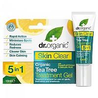 [해외]DR. ORGANIC Skin Clear Treatment Gel 10ml 4138036327 White / Turquoise