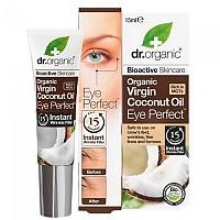[해외]DR. ORGANIC Virgin Coconut Oil Eye Perfect 15ml 4138036372 Beige