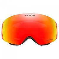 [해외]오클리 Flight Deck M Prizm Snow Ski Goggles 4138157374 Redline