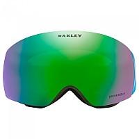 [해외]오클리 Flight Deck M Prizm Snow Ski Goggles 4138157378 Mik Shif Sig Abstract Blue