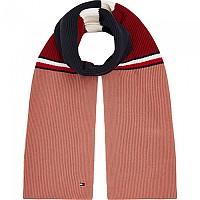 [해외]타미힐피거 SPORTSWEAR Essential Knit Cb Scarf Pink Mix