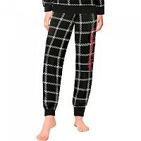 [해외]캘빈클라인 언더웨어 Modern Structure Cotton Joggers Pyjama MenS Window Pane / Black