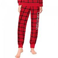 [해외]캘빈클라인 언더웨어 Modern Structure Cotton Joggers Pyjama MenS Window Pane / Rustic Red