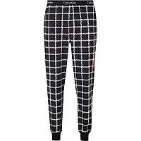 [해외]캘빈클라인 언더웨어 Modern Cotton Joggers Pyjama Window Pane / Printed Black