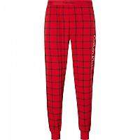 [해외]캘빈클라인 언더웨어 Modern Cotton Joggers Pyjama Window Pane / Printed Rustic Red