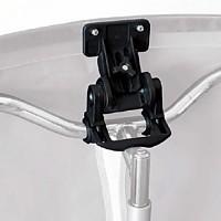 [해외]BELLELLI Windbreaker Fixing System For Child Bike Seat 1138216034 Black