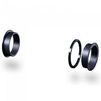 [해외]CHRIS KING Press Fit 24 mm Bottom Bracket XII Conversor Kit 1138219327 Black