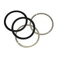 [해외]CHRIS KING Seal Snap Ring Kit 1138219388 Black