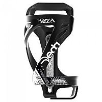 [해외]DEDA Vela Bottle Cage 1138224324 Black / White
