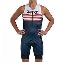 [해외]ZOOT LTD Short Sleeve Trisuit Sleeveless Trisuit 1138220732 Riviera