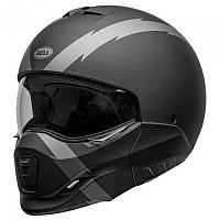[해외]BELL Broozer ARC Convertible Helmet 9138217137 Matt Black / Grey