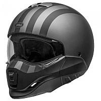 [해외]BELL Broozer Freeride Convertible Helmet 9138217145 Matte Grey / Black