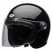 [해외]BELL Riot Open Face Helmet 9138217206 Black