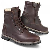 [해외]STYLMARTIN Ace Motorcycle Boots 9138226508 Tan Brown