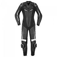 [해외]스피디 Track Perforated Pro Lady Suit 9137892937 Black / White