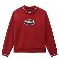 [해외]DICKIES Saxman High Neck Sweatshirt 9138164637 Biking Red