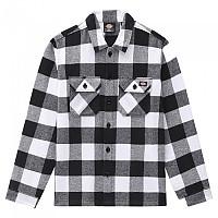 [해외]DICKIES New Sacramento Long Sleeve Shirt 9138164654 Black
