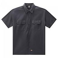[해외]DICKIES Work Short Sleeve Shirt 9138164282 Charcoal Grey