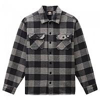 [해외]DICKIES New Sacramento Long Sleeve Shirt 9138164476 Grey Melange