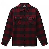 [해외]DICKIES New Sacramento Long Sleeve Shirt 9138164477 Maroon