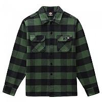 [해외]DICKIES New Sacramento Long Sleeve Shirt 9138164478 Pine Green