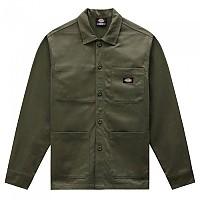 [해외]DICKIES Funkley Long Sleeve Shirt 9138164504 Military Green