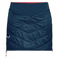 [해외]살레와 Sesvenna Tirol Wool Responsive Skirt 4138222898 Navy Blazer / Fluor Coral