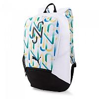 [해외]푸마 Neymar Jr Backpack 3138220213 White / Black / Green / Dandelion