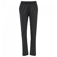 [해외]험멜 Action Cotton Long Pants 3138056021 Ebony / Flame Scarlet