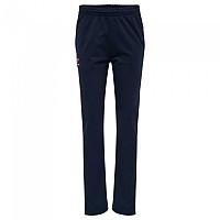 [해외]험멜 Action Cotton Long Pants 3138056022 Black Iris / Sugar Plum